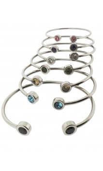 Pulsera Doble Solitario