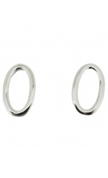 Plata Pediente Oval